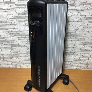 デロンギ マルチダイナミック オイルヒーター MDH09-BK
