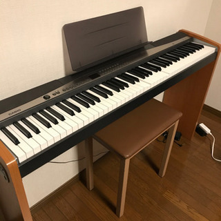 ※今週引き取り可能者限定 6,000円 電子ピアノ CASIO ...