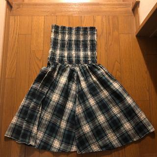 ダズリン ミニワンピorスカート dazzlin