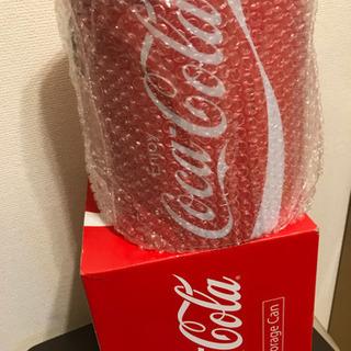 ☆譲渡先様決定【新品未使用】コカコーラ デカ缶