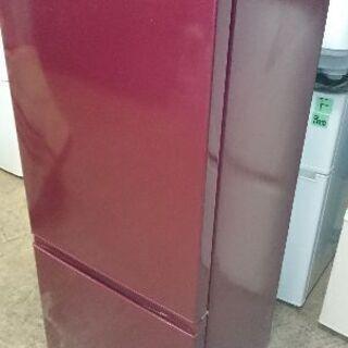 アクア(AQUA)AQR-18F-R ルージュ 2ドア冷蔵庫 1...