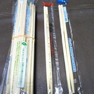 【無料】割り箸(爪楊枝付)