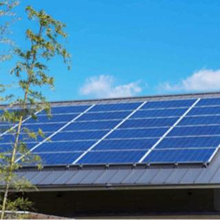 人気の太陽光工事の仕事募集