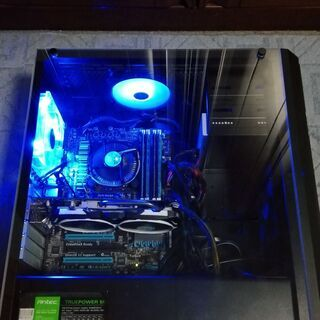モニター付 GTX1060相当 Core i7 SSD240G MEM16GB ゲーミングPC フォートナイト Apex Legends PUBG GTA5 FF14 FF15 荒野行動 - パソコン
