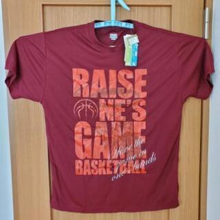 IGNIO製 バスケットボールTシャツ ユニセックスMサイズ