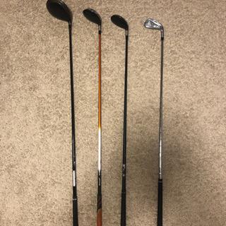 ゴルフクラブ 4本