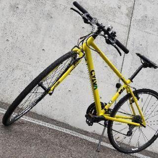 自転車 クロスバイク ブリヂストン シルヴァF24 ライト付き ...