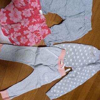 【ネット決済】子供服 パンツ 90 80 95