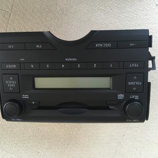 トヨタマークX純正ラジオ - 札幌市