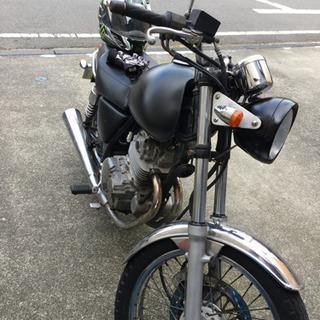 ボルティ250→スカイウェーブ250と交換可