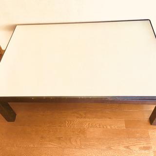 コタツテーブル 120cm×80cm×37cm