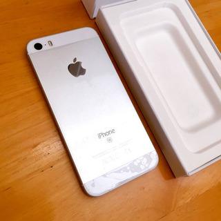 iPhone 初代SE 64GB 本体 + ガラスカバー
