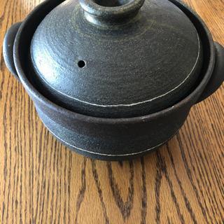 土鍋の炊飯 お洒落