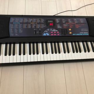 お値下げしました!CASIO 電子キーボード 電子ピアノ CTK...