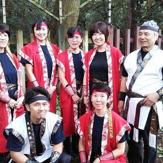 和太鼓チームの新規メンバー、大募集中です