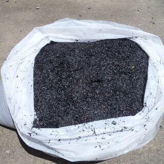 家庭菜園に最適!自家製のもみ殻くん炭