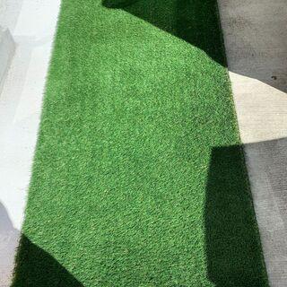 人工芝 1m x 2m 5枚セット