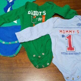 【新生児~5ヶ月くらい】ベビー服11枚セット
