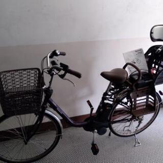 Panasonic 電動アシスト自転車 ビビ・DX BE-…