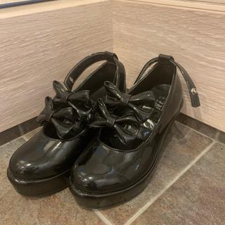 子供用オシャレな靴 (19cm) SISTER♥JENNI
