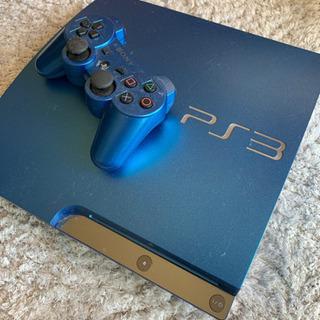 PlayStation3 本体とコントローラセットの画像