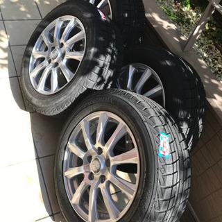 ヨコハマタイヤ205/60R16 ホイール タイヤ 4本