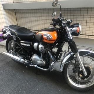 カワサキW800ファイナルエディションワイバンマフラー!車検R4...