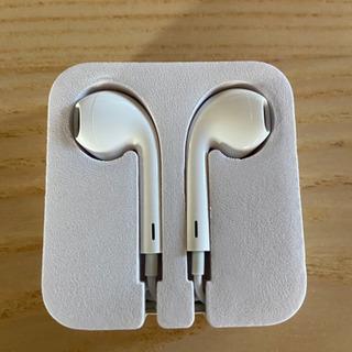 iPhone 純正イヤホン アップル 新品