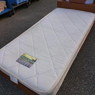 無料。 引き出し付きシングルベッド