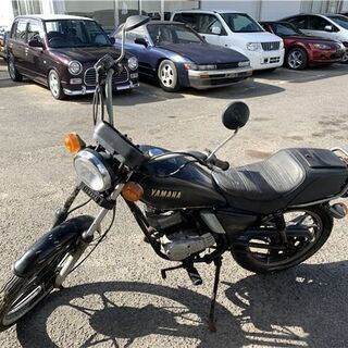 【ネット決済】ヤマハ バイク RX50  4U5 レストアベースに!!