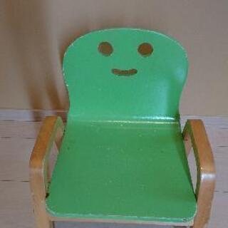 子ども椅子あげますの画像