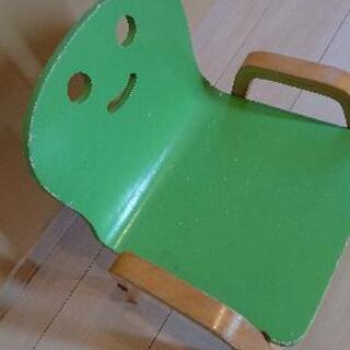 子ども椅子あげます - 広島市
