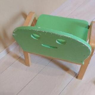 子ども椅子あげます - 家具