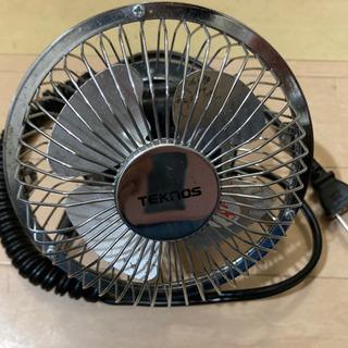 テクノスマグネット扇風機9cm羽
