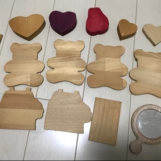 トールペイント用の小さな木板