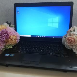 ノートパソコンB 東芝 Dynabook B551/D CPU:...