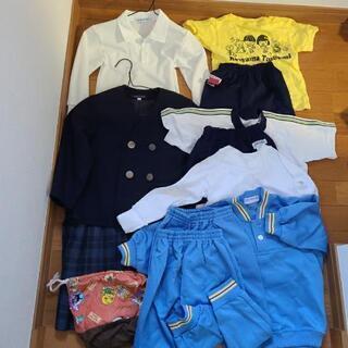 神山幼稚園の制服、かばん、体操服など