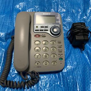 SONY電話機②