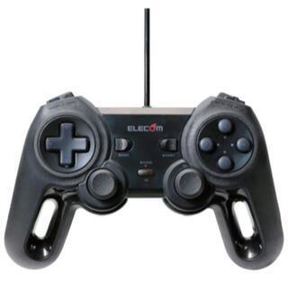 新品 ELECOM エレコム 超高性能有線ゲームパッド JC-U...