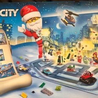 レゴ シティ 60268 レゴ(R) シティ アドベント・カレンダー