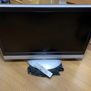 テレビ 譲ります(お譲り先決定)