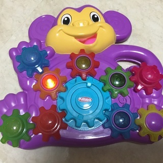 くるくるまわる おもちゃ アメリカ モンキー 猿 サル
