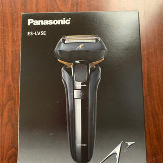 Panasonic ラムダッシュ ES-LV5E 新品未使用