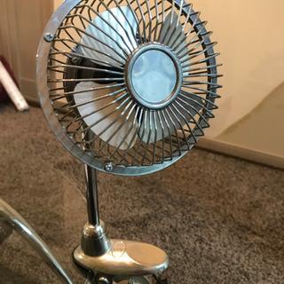 【便利‼️】小型扇風機