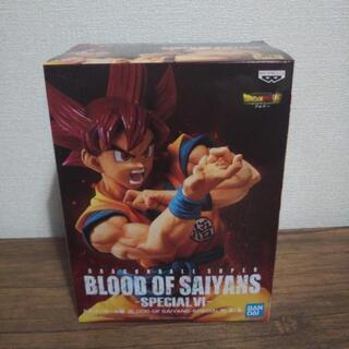 ドラゴンボール BLOOD OF SAIYANS 孫悟空 フィギュア