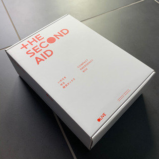 THE SECOND AID 防災ボックス