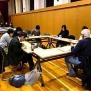 """京橋で毎週金曜日の晩の""""EC88 TOEICスコアアップ学習会"""""""