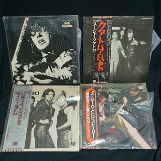 スージー・クアトロ LP レコード 4枚セット SUZI …