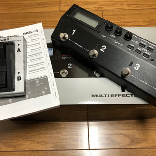 BOSS ( ボス )  MS-3 Multi Effects ...