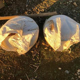 カワラチップ 土嚢袋5個 - その他